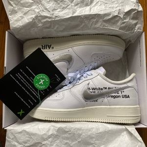 Off white nike af100 complexcon